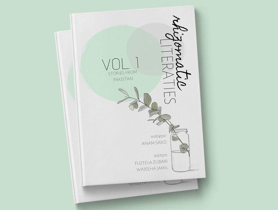 Rhizomatic Literaties' Book Launch