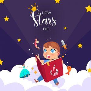 Story Writing Workshop - How Stars Die
