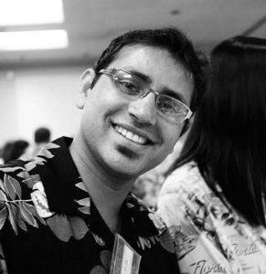 Pakistani Writer Usman Malik