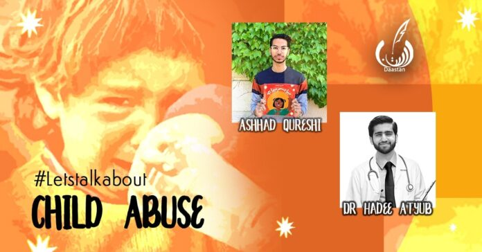 Poster for Live Session on Child Abuse