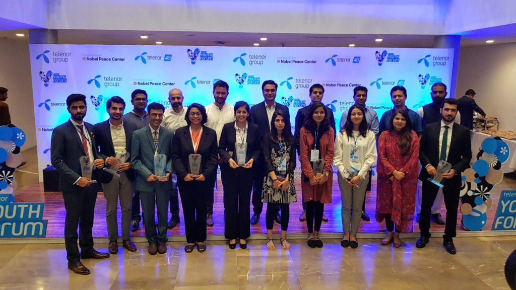 Daastan Enters Top 10 at Telenor Youth Forum