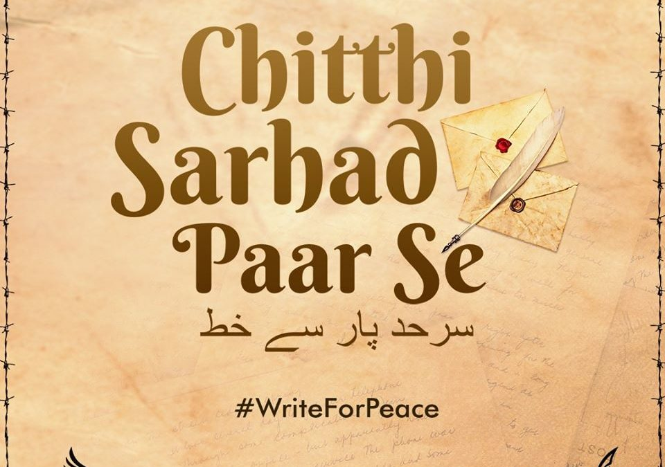 Write 4 Peace – A Letter Writing Movement