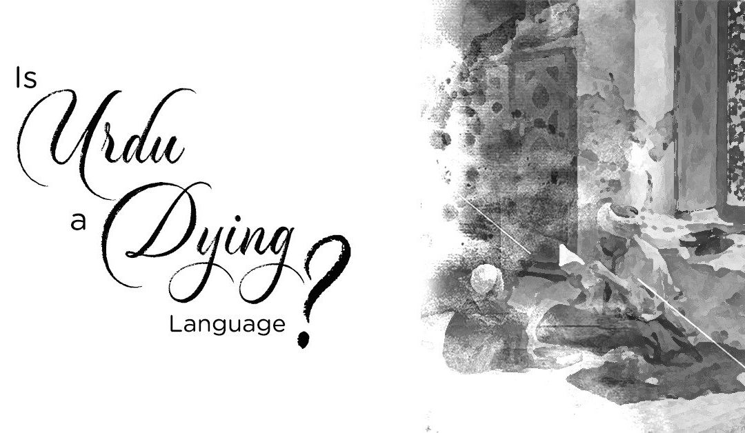 Is Urdu a dying language?