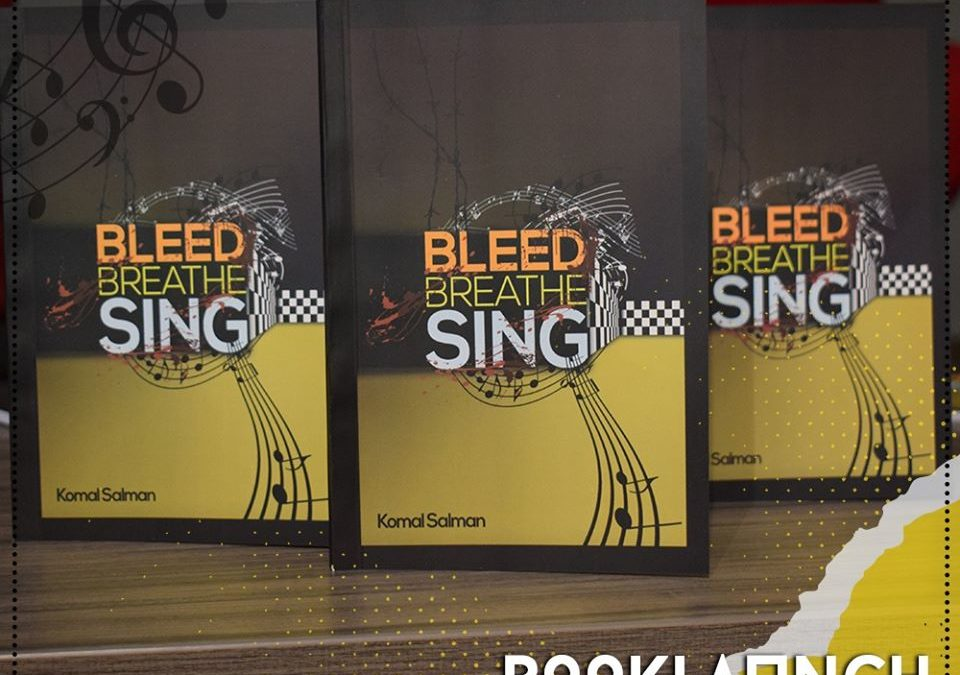 Book Launch of 'Bleed, Breath, Sing'